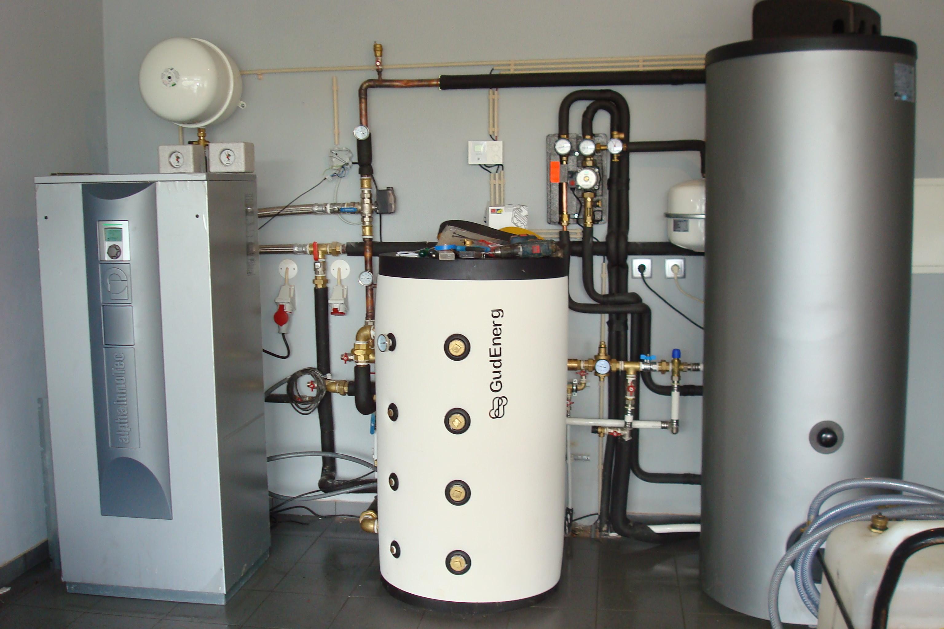Nova gera o de bombas de calor de geotermia para melhor - Bomba de calor ...