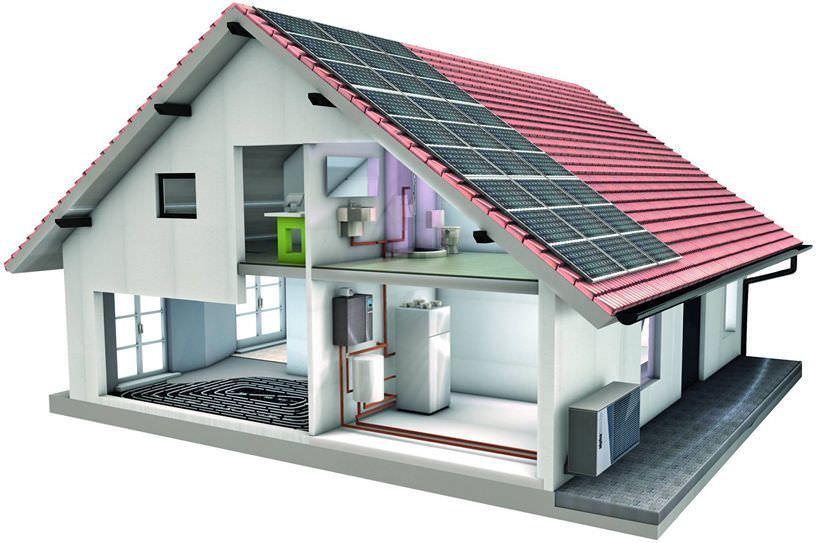 bomba de calor alfa-innotec -fotovoltaico-gudenergy
