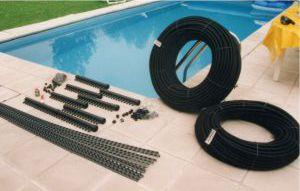 aquecimento de piscinas um coletor três componentes gudenergy