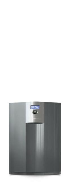 Bomba geotérmica integrável na cozinha. alfa-innotec portugal gudenergy