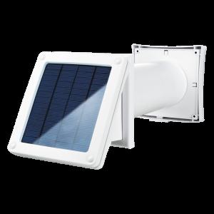 Ventilação residencial e comercial 2020. Solar
